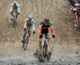 Nys leads through the slop in Zonhoven. ? Bart Hazen