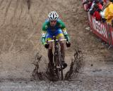Sand into slop in the course in Zonhoven. ? Bart Hazen