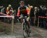 Nys collected GVA and Superprestige wins this weekend. ? Bart Hazen