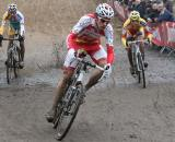 Jan Denuwelaere would finish at the top in Zonhoven. ? Bart Hazen