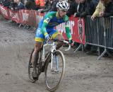 Lars Van Der Haar finished fourth in Zonhoven. ? Bart Hazen