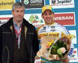 Tom Meeusen has already claimed the overall Superprestige Title. ? Bart Hazen