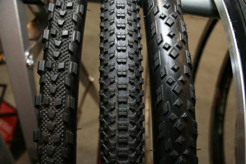 Kenda has a good selection of 'cross tires for the season