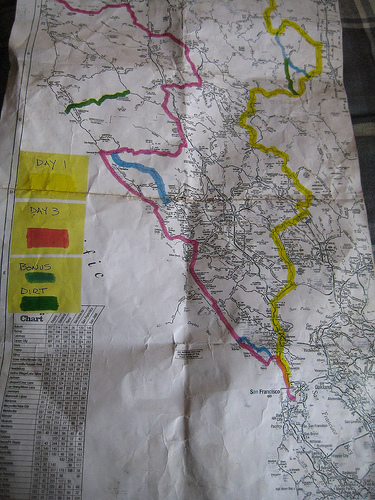 Andreas&#039; Mad Planning - Cyclocross Route Option #96 - Photo by flickr user bradleyolin