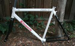 Ellsworth's Roots Cyclocross Frame