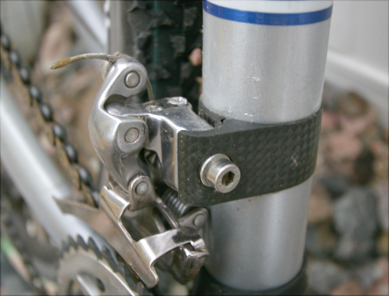 A wonky front derailleur can ruin your race. Make sure yours doesn't stand in your way!