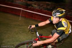 Lance Armstrong Races Cross Vegas Cyclocross Race
