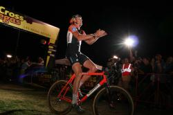 Ryan Trebon Wins CrossVegas 08