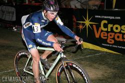 Ben Popper Earns $8 at Cross Vegas - by Andrew Yee