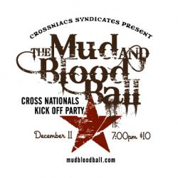 Mud and Blood Ball - Cyclocross National Championship Party