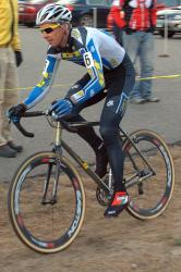 Todd Wells at Whitmore's Landscaping Supercross Cup by Michael Franken