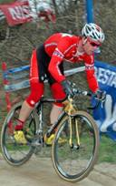 Jonathan Page at Koksijde, Photo courtesy of Blue Competition Cycles