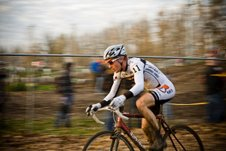 Matt Shriver racing in Portland. by Jesse Rosten