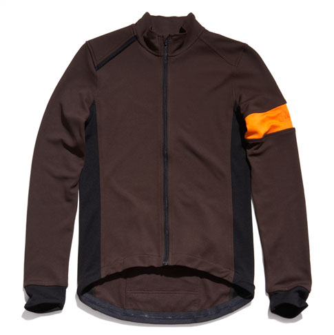 Rapha Cross Jersey, with built in shoulder pad. photo: courtesy manufacturer