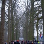 Sint Michielgestel has a picturesque setting for a 'cross race.
