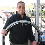 Hutchinson's Dana Carson talks tubeless and tubulars