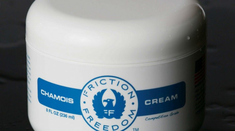 Friction Freedom Chamois Cream. photo: courtesy