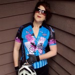 Karin Tobiason - Learning to ride and how to wear gloves