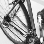 Shimano Derailleurs and Campagnolo Ergopower Levers Happy Together