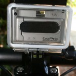 GoPro Hero Wide mounted to a stem. by Andrew YeeGoPro Hero Wide mounted to a stem with an optional mounting kit.