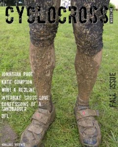 Cyclocross Magazine Issue 1