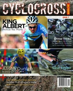 Issue 7 of Cyclocross Magazine