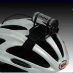 Helmet mounted lights will ensure a clear field of vision. Photo Courtesy Dinotte Lighting.