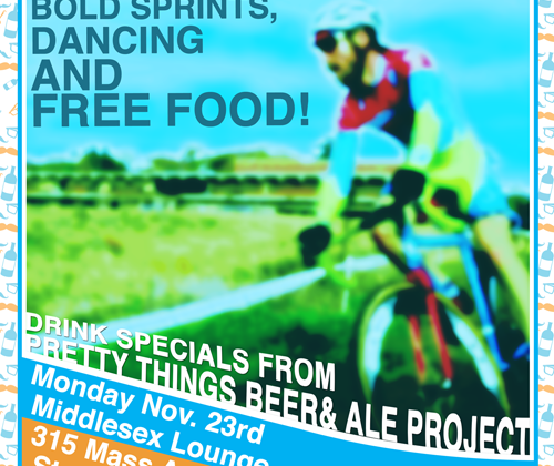 Party with the Geekhouse Cyclocross Team