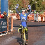 Paul Curley steals the first title of the 2009 National Championships. © Janet Hill