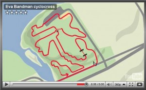 Louisville's proposed 2013 Cyclocross World Championship Course preview?