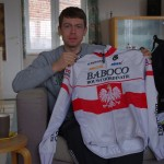 Mariusz Gil - Polish National Cyclocross Champion