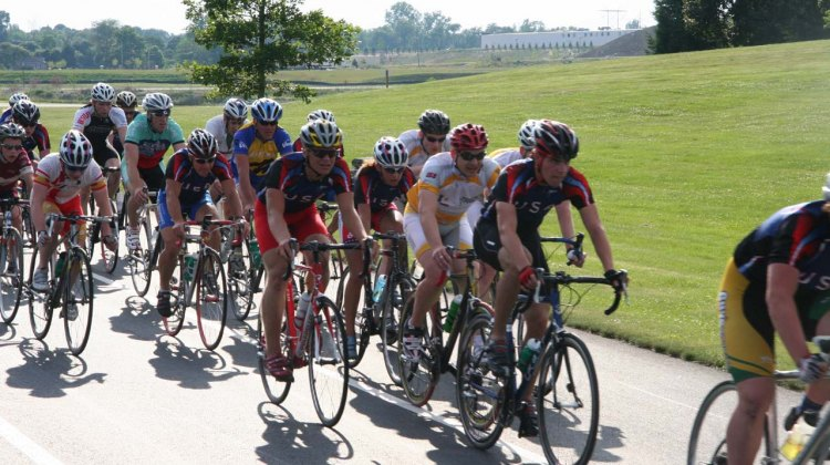 2008 USAC Camp Training Crit