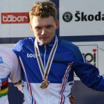 It's official: Arnaud Jouffroy will move up two steps to claim the U23 World Championship © Bart Hazen