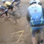 Tightly-packed racing at New Belgium Brewery