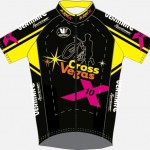 Cross Vegas Winner's Jersey