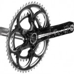Campagnolo CX11 Carbon Crankset. Photo courtesy Campagnolo