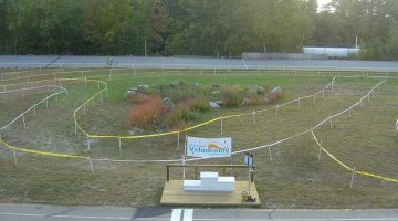 New England VeloCross Course. Photo courtesy