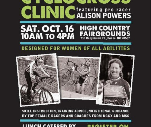 Womens-cx-clinic-boone-alison-powers