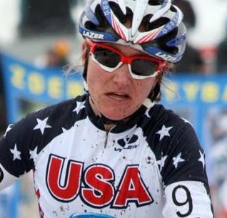 Dombroski representing the US well in her first World Championships. File Photo©Bart Hazen