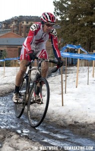 Ned Overend wins the 55+ category. © Tim Westmore