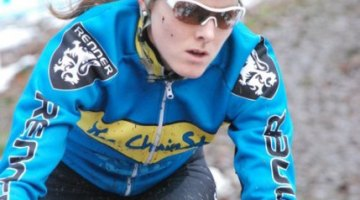 Gabby Day setting her sights on the British National Championships. Photo courtesy of Gayle Howells.