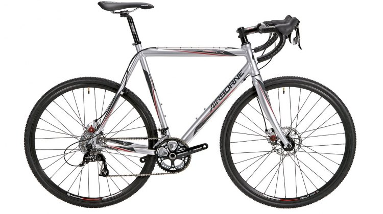 Airborne Delta CX Cyclocross Disc Brake bike