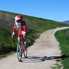 Santa CycloKlaus Is Coming to Town!