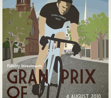 Gran Prix of Beverly 2010 poster