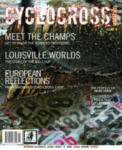 Cyclocross Magazine Issue 9