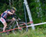 Compton racing her 29er in Canada (Mont Saint Anne World Cup). © Joe Sales