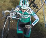 Linda Elgart wins her second national title. Cyclocross Nationals Day 2 © Janet Hill