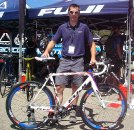 Fuji Altamira: New full carbon frame designed with input from Mark McCormack © Ryan Hamilton