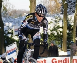 Christine in Scheldecross ©Marc van Est