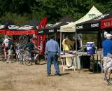 The Seattle Cyclocross Expo brought out vendors, racers, and newbies.